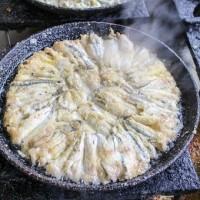 Frittura di Acciughe e Albana di Romagna